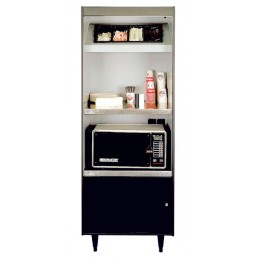 All State AS272-HT Condiment Stand Lighted