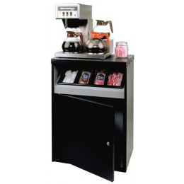 All State OCS200 Office Coffee Stand w/Shelf