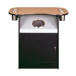 All State OCS250/TR/BLK Office Coffee Stand