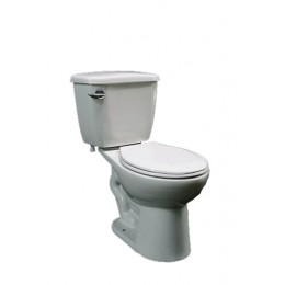 Amerisink AS406 High Efficiency Round Front Toilet Biscuit