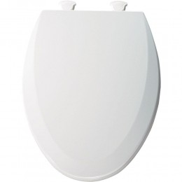 Amerisink AS407S Elongated Toilet Seat Biscuit