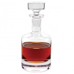 Badash Crystal Como Decanter, 28 oz 10.5