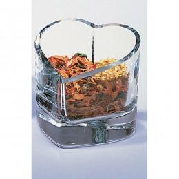 Badash Crystal Heart Votive Candleholder