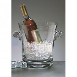 Badash Crystal Manhattan Cooler Ice Bucket
