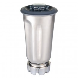 Bar Maid BLE-1-11606SS 32oz Stainless Steel Jar