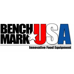 Benchmark 4010C Replacement LH Door for Benchmark USA 11060 Antique Popcorn Machine