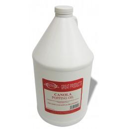 Benchmark USA Canola Popcorn Popping Oil 1/Gal