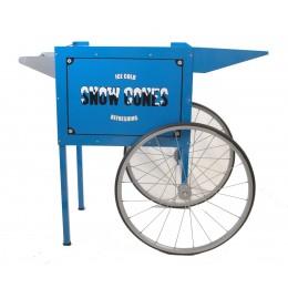 Benchmark USA 30070 Snowbank Snow Cone Cart