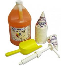 Snow Cone Starter Kit