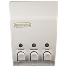 Better Living 71355 Classic Dispenser III White
