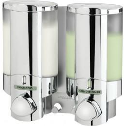 Better Living 76245-1 Aviva Dispenser II Locking Lid Chrome