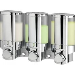 Better Living 76345 Aviva Dispenser III Chrome