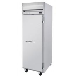 Beverage Air HF1HC-1S Horizon Series Solid Door Freezer, 24 cu. ft.