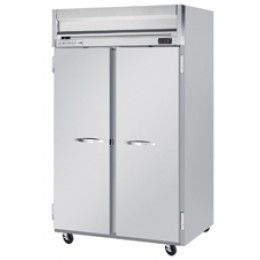 Beverage Air HFPS2-1S Horizon Series Solid Door Freezer, 49 cu. ft.