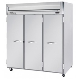 Beverage Air HFS3-5S Horizon Series Solid Door Freezer, 74 cu. ft.