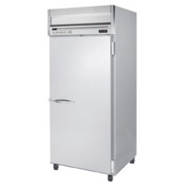 Beverage Air HRP1W-1S Horizon Series Wide Solid Door Refrigerator, 34 cu. ft.