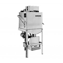 Blakeslee D-9 Door Type Dish Washer Low Energy Sanitizing 36 Racks Per Hour Electric