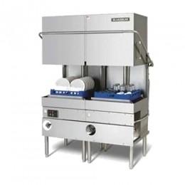 Blakeslee DD-8 Double Door Type Dish Washer 110 Racks Per Hour 3kw Electric Heating Element Two Tank