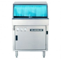 Blakeslee G-2000-F Glass Washer 3kw Electric Heating Element Non-abrasive Conveyor