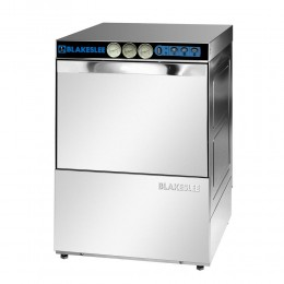 Blakeslee G-3000-3 High Temperature Commercial Glasswasher 3 Phase