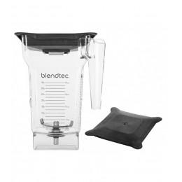 Blendtec 40-609-61 Blendtec Clear FourSide Jar with Soft Lid