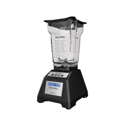 Blendtec E600A0801-A1GA1A EZ 600 Commercial Beverage Blender - Four Sided Jar