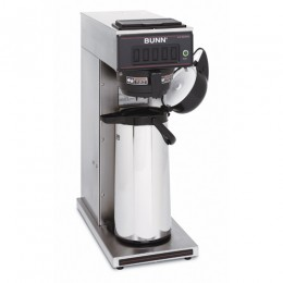 Bunn CW15-APS Pourover Airpot Brewer w/ Gourmet Funnel No Hot Water