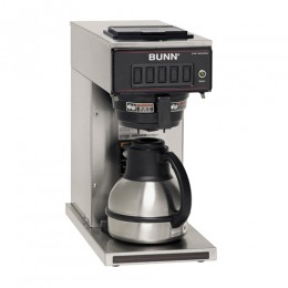 Bunn CW15-TC Pourover Thermal Carafe Coffee Brewer 120V