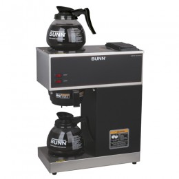 Bunn Pourover Brewer w/ 2 Warmers
