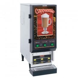 Bunn FMD-3 SS Fresh Mix Cappuccino Espresso Machine 3 Hoppers 120V