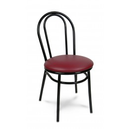 Carroll Chair 2-106 GR1 Hairpin Back Dining and Cafe Chair