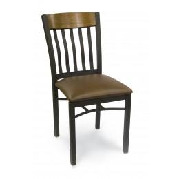 Carroll Chair 2-335 GR1 Five Slat Schoolhouse Chair