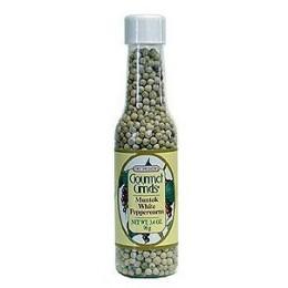 Chef Specialties 00503 Muntok White Peppercorns 96g Bottle 12/CS