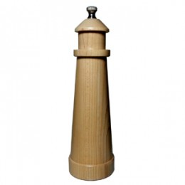 Chef Specialties 08052 Professional Series 8.5in Lighthouse Salt Mill