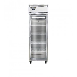 Continental 1F-GD Glass Door Reach In Freezer 26