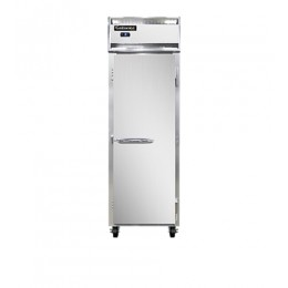 Continental 1F-SS-PT Stainless Steel Pass Through Freezer 26