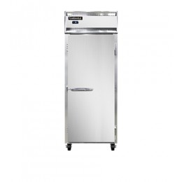 Continental 1FE-SA-PT Stainless Steel Exterior Extra Wide Pass Through Freezer 29