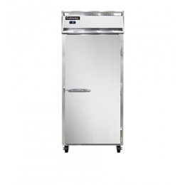 Continental 1FX-PT-HD Half Door Extra Wide Pass Through Freezer 36.25