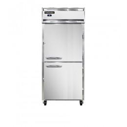 Continental 1RX-PT-HD Half Door Extra Wide Pass Through Refrigerator 36.25