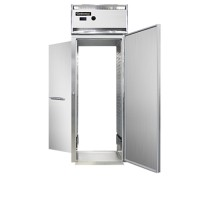 Continental DL1WE-SS-PT-HD Stainless Steel Designer Line Half Door Extra Wide Pass Through Warmer 28.5
