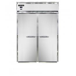 Continental DL2FI-E Designer Line Extra High Roll Thru Freezer 68.5