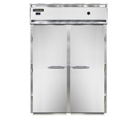 Continental DL2WI-SA-E Stainless Steel Exterior Designer Line Extra High Roll In Warmer 68.5