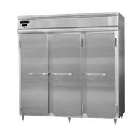Continental DL3WE-SS Stainless Steel Designer Line Extra Wide Reach In Warmer 85.5