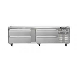 Continental DL84GF Freezer Griddle Base 84