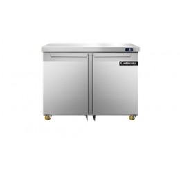 Continental DLF36-SS-U Designer Line Undercounter Freezer 36
