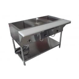 Cozoc ST5005E-5 Steamer Table, 78
