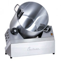 Cretors 5 Gallon CMTRA-CT Coater Mixer Tumbler, Timer 120V