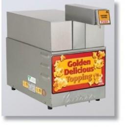 Cretors CTDA-CB Counter Top Dispenser Stainless Steel Top