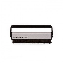 Crosley AC1003A-CF Carbon Filter Anti-static Record Cleaning Brush