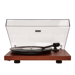 Crosley C10A-MA Turntable with ProJect Tonearm Mahogany